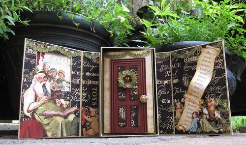 Christmas Emporium Box and Album